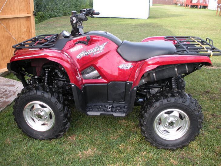 Yamaha Grizzly 700 for Sale