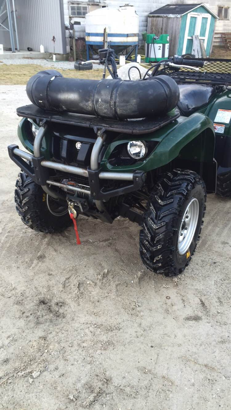 2016 F150 Lifted >> BKT W207 Tires / BKT Tires - Page 2 - Yamaha Grizzly ATV Forum