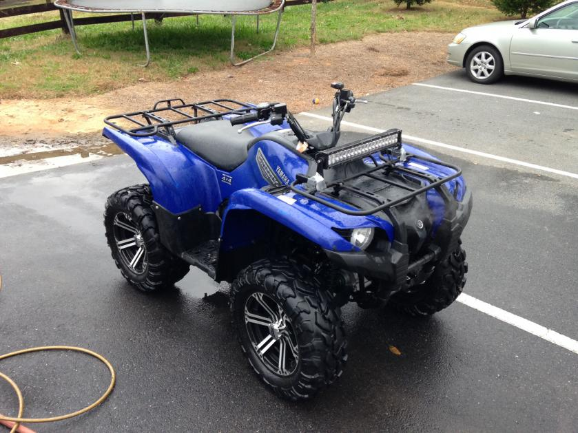 how to wiring your aftermarket lights page yamaha grizzly click image for larger version grizzly 700 3 jpg views 6872 size