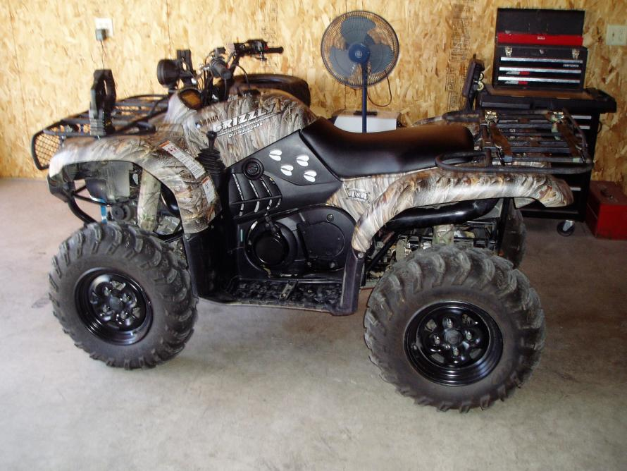 yamaha grizzly 660 2006: