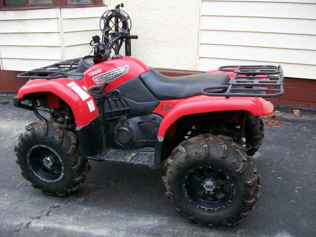 2006 grizzly 660 yamaha grizzly atv forum for 2006 yamaha grizzly 660 value