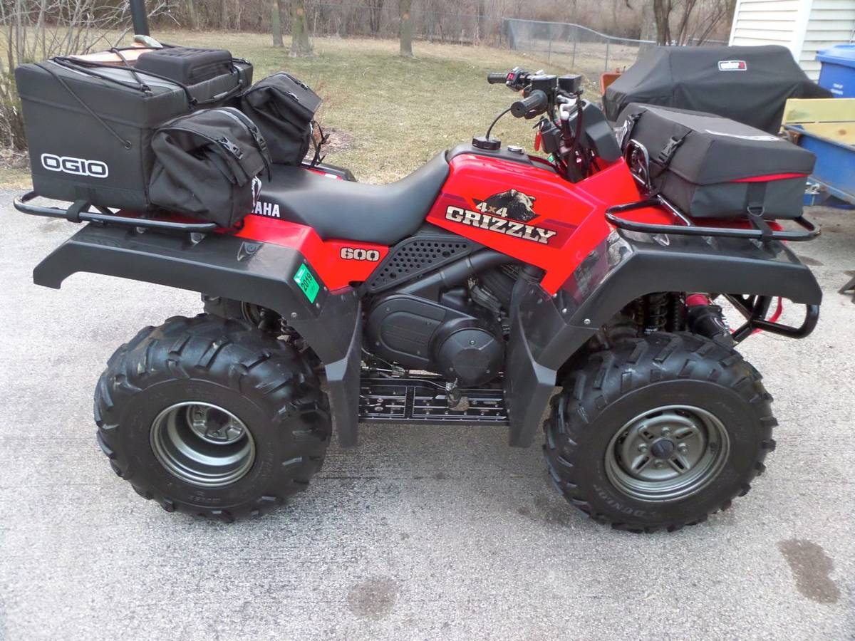 Craigslist Finds - Page 3 - Yamaha Grizzly ATV Forum