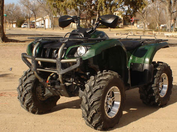 Yamaha Rhino 660 >> Looking at buying an 04 660 grizzly - Yamaha Grizzly ATV Forum