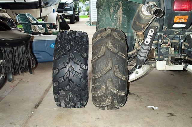 Motorcycle Wheel - ATV Tire - Go Kart and ATV Wheels - Motorcycle Tire