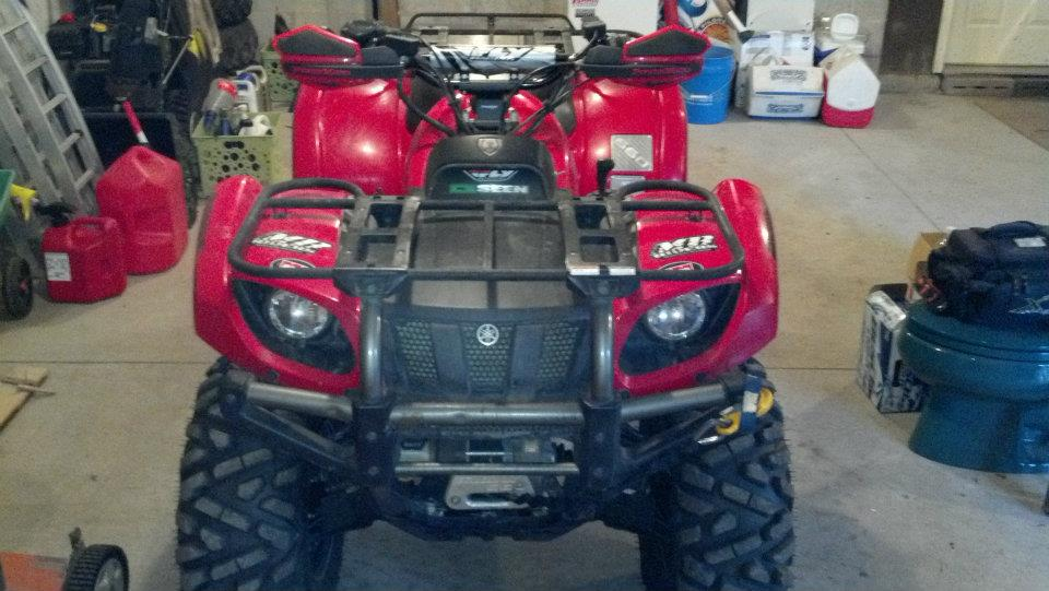 Yamaha Grizzly 660 >> 2004 Grizzly 660 FS - Yamaha Grizzly ATV Forum