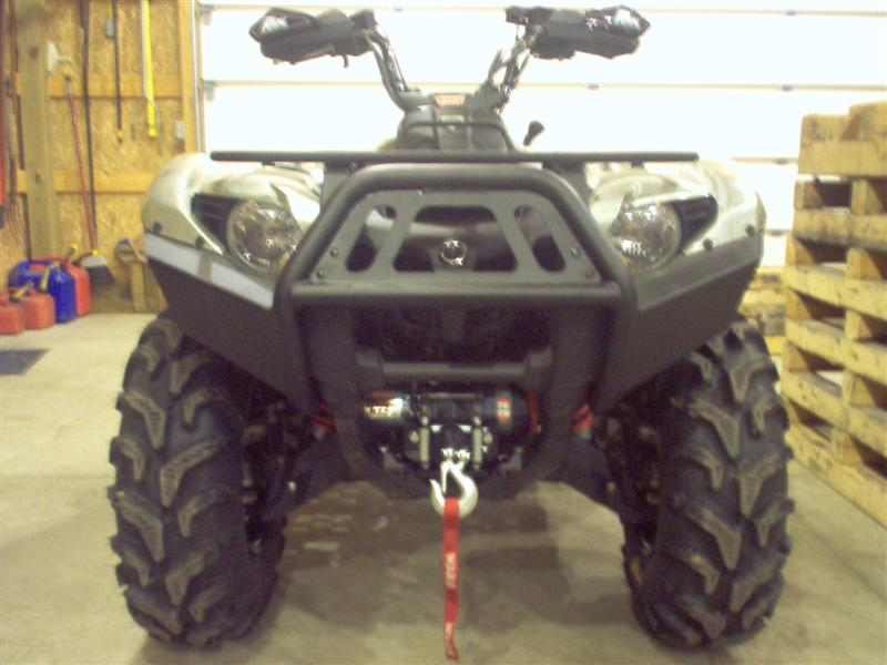 Another warn bumper installed yamaha grizzly atv forum click image for larger version name im000221mediumg views 2872 size 629 sciox Image collections
