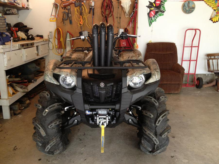 15 Inch Tires >> 28 inch silverbacks - Yamaha Grizzly ATV Forum