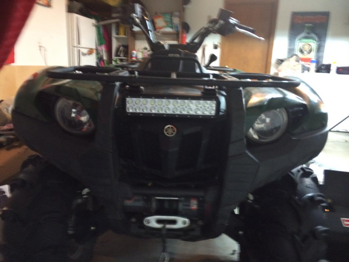 Ebay light bar page 4 yamaha grizzly atv forum click image for larger version name imageg views 6449 size 847 mozeypictures Gallery