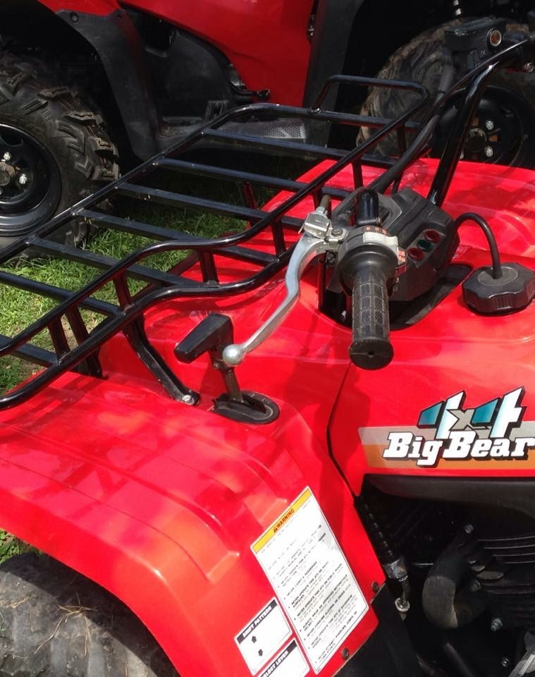 best tire for a big bear 350 bighorn copies yamaha grizzly atv