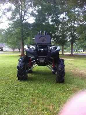 Installed the Catvos!! - Yamaha Grizzly ATV Forum
