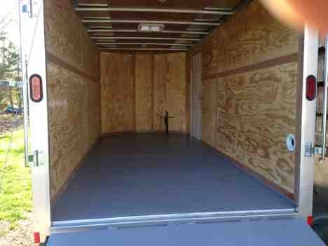 Enclosed Trailer Floor Options Yamaha Grizzly Atv Forum