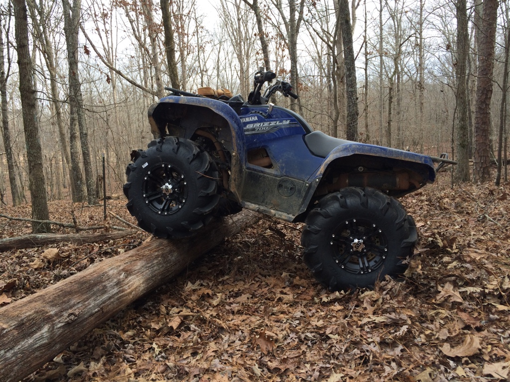 grizzly    tires yamaha grizzly atv forum