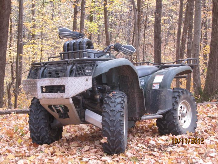 Custom front bumper yamaha grizzly atv forum click image for larger version name img00061g views 2372 size 1016 sciox Image collections