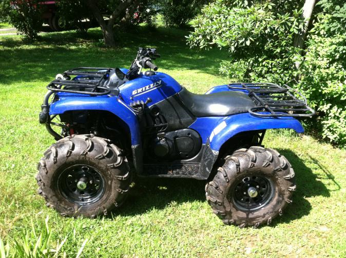wtt feeler clean 2006 grizzly 660 4500 yamaha grizzly atv forum. Black Bedroom Furniture Sets. Home Design Ideas