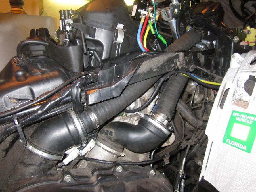 Yamaha Rhino  Snorkel Kit