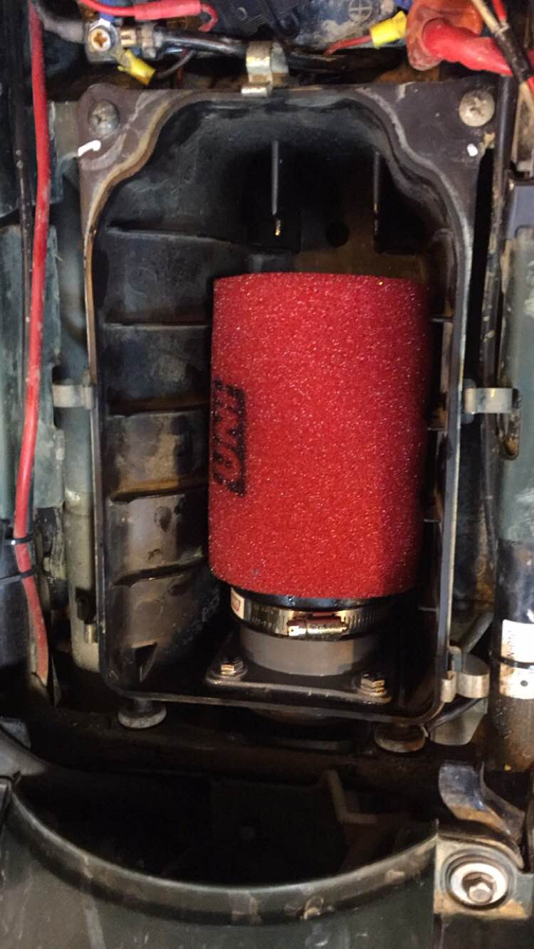 Grizzly 660 Air Box Mod Questions Yamaha Grizzly Atv Forum