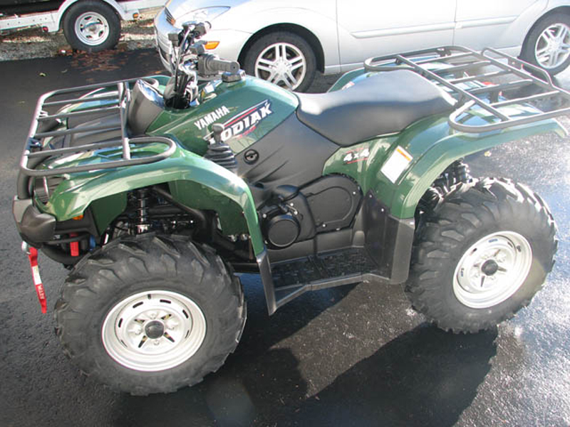 2007 yamaha grizzly 400 gallery for Yamaha grizzly 400