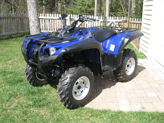 Atvs For Sale >> Barely Used 2008 Grizzly 700 EPS - Yamaha Grizzly ATV Forum