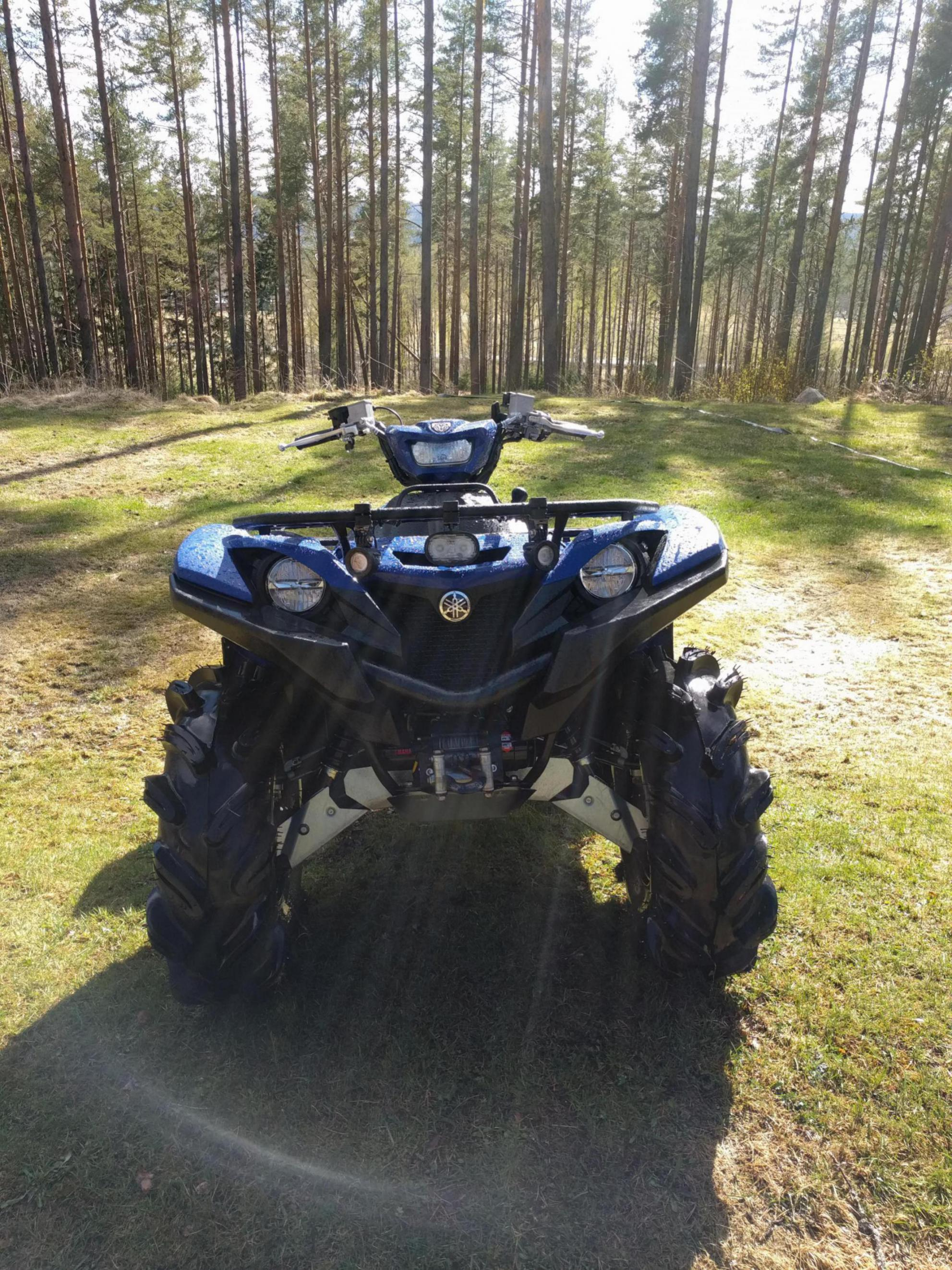 Yamaha Grizzly 660 >> 29,5 outlaws on 2016 grizzly ? - Yamaha Grizzly ATV Forum