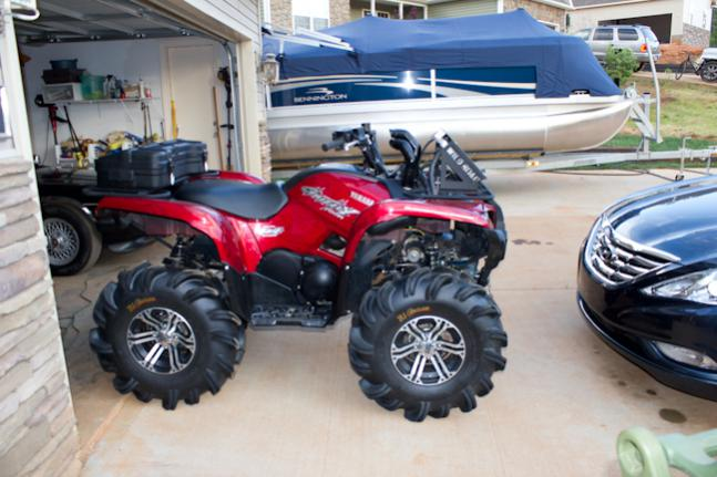 Yamaha Grizzly 700 For Sale >> 2009 Yamaha Grizzly Special Edition 700 With EPS - Yamaha Grizzly ATV Forum