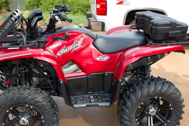 Yamaha Grizzly  Limited