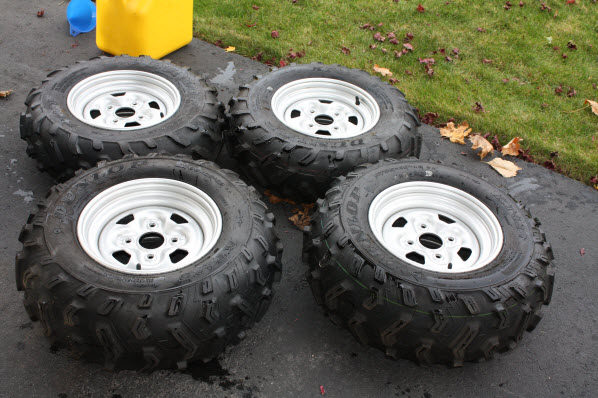 Tires And Rims Tires And Rims For Yamaha Grizzly