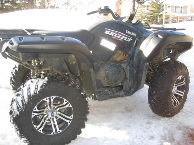 2012 yamaha grizzly 700 700fi 4x4 including eps service manual and atv owners manual workshop repair download