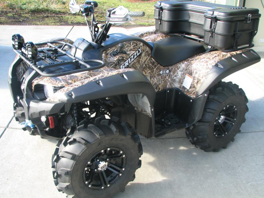 2007 Grizzly 700 Ducks Unlimited for sale in OR-img_3372.jpg