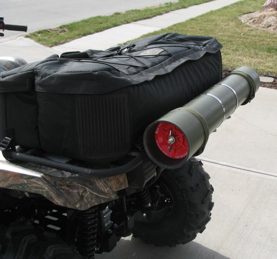 Build Your Own Atv Storage Tube Pics Page 3 Yamaha