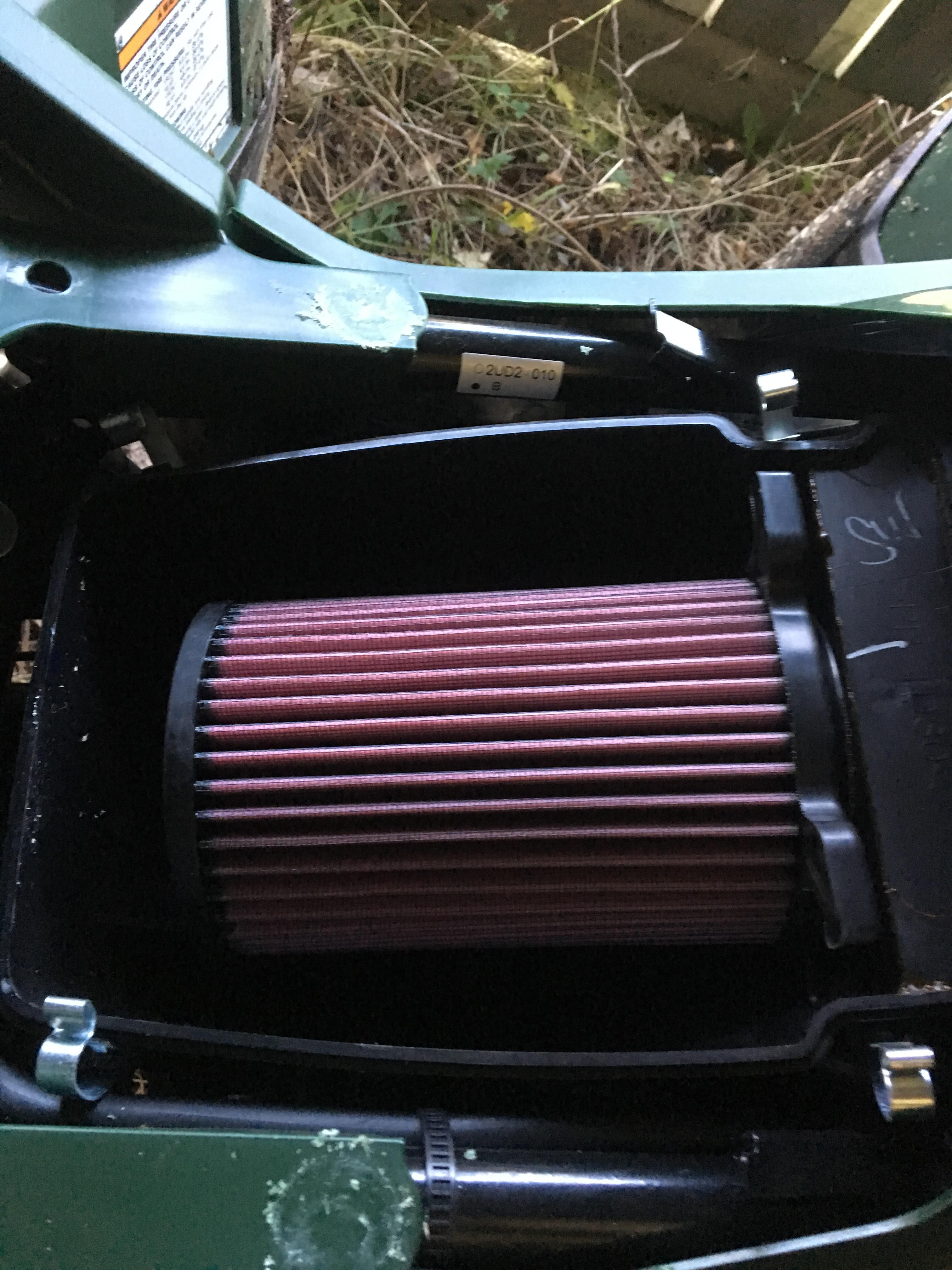 K U0026n Air Filter For 2016 Grizzly  Kodiak - Page 2