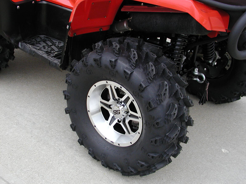 Tire Size Comparison >> SWAMP LITES by INTERCO - Yamaha Grizzly ATV Forum