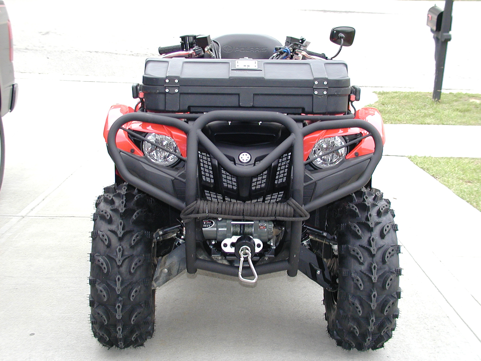 Overheating grizzly 700 yamaha grizzly atv forum click image for larger version name p1010108g views 5561 size 9120 sciox Image collections
