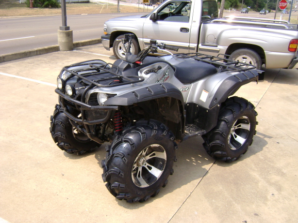 700 Lift Kit - Potential Problems - Page 2 - Yamaha Grizzly