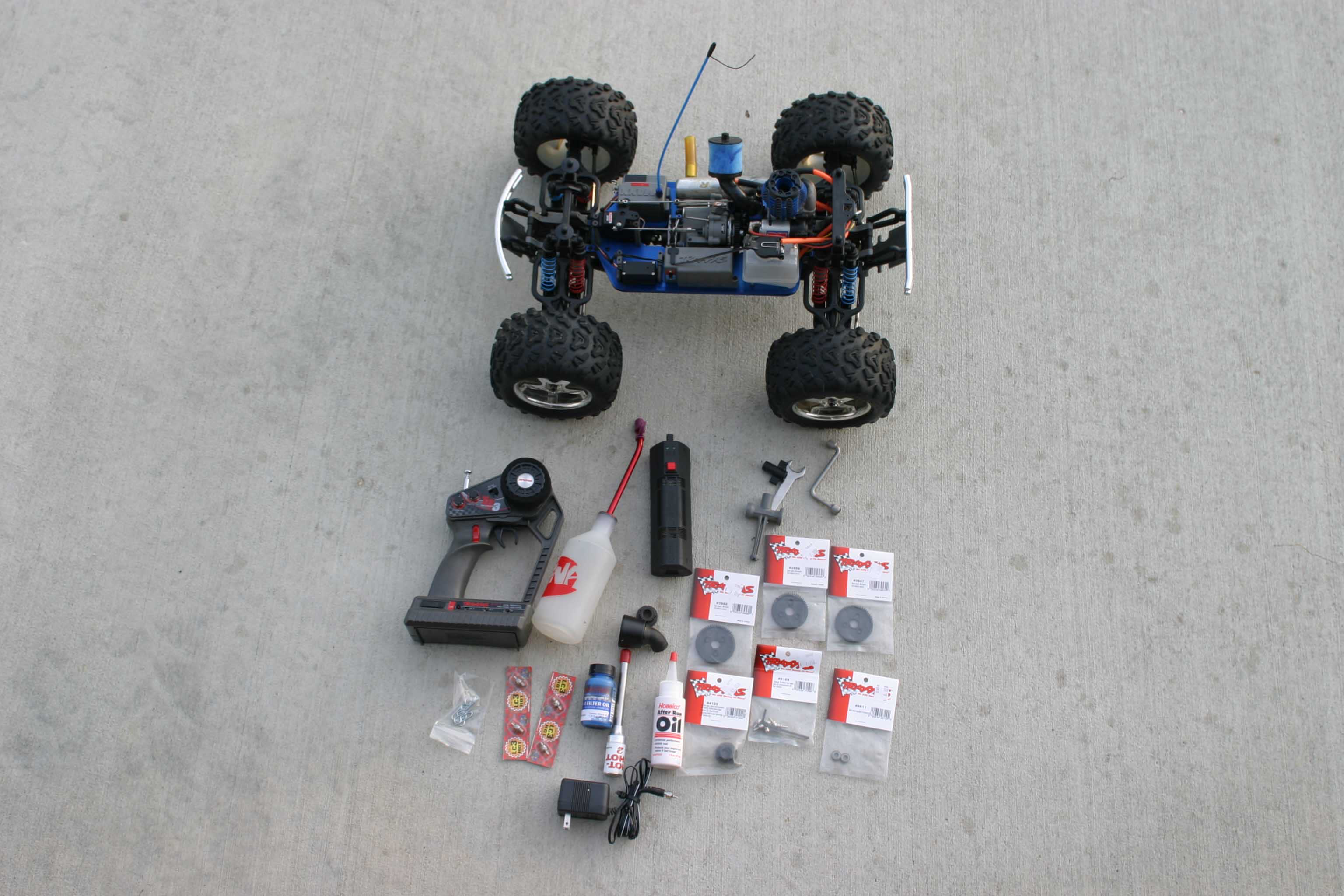 Traxxas 3 Exploded View Stampede Vxl Parts Diagram Slash 4x4 T Maxx Nitro Truck Yamaha Grizzly Atv Forum Rh Grizzlycentral Com Gearbox
