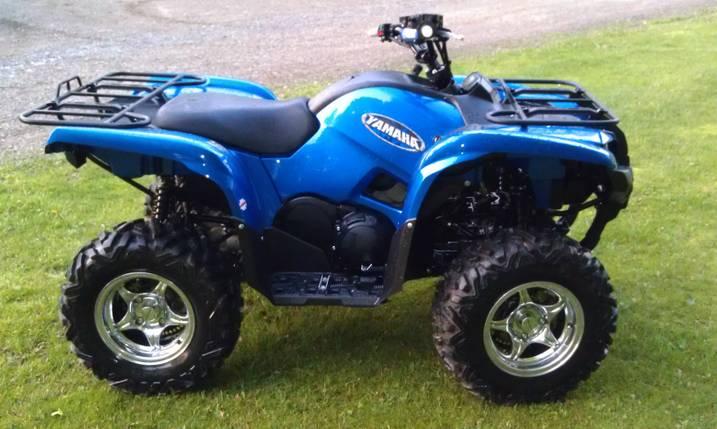 2011 yamaha grizzly 550 6500 erie pa yamaha grizzly for Yamaha atv for sale cheap