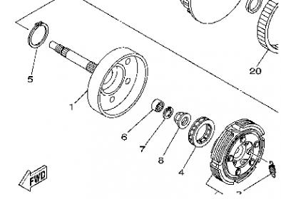 Yamaha 200 Outboard Wiring Harness Diagram