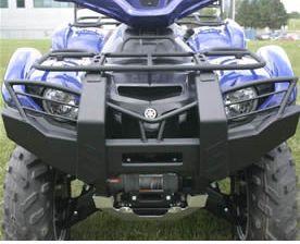 Front Bush Guard - Yamaha Grizzly ATV Forum  Yamaha Grizzly Symbol