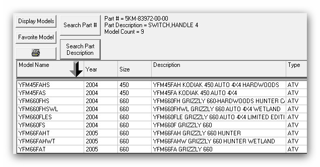 2004 yamaha kodiak 450 wiring diagram 2004 image left lever switch w oem 4wire not 2wire page 2 yamaha on 2004 yamaha kodiak 450