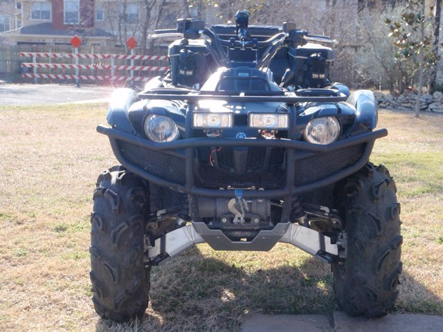 Showcase cover image for ATX701's 2009 Yamaha Grizzly 700 4x4 FI EPS
