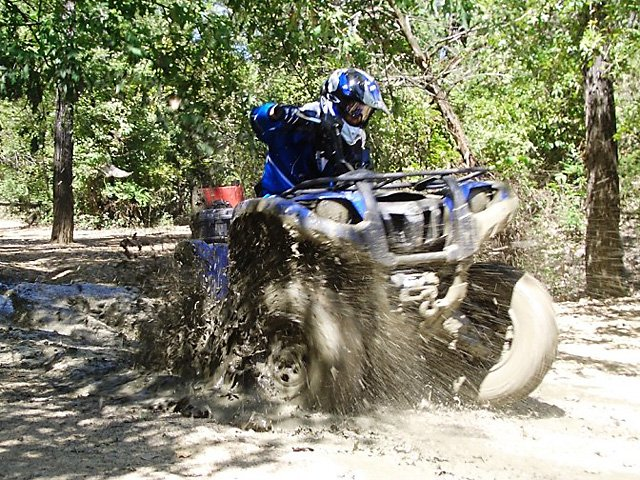 Showcase cover image for twisterf4's 2007 Yamaha Grizzly 700