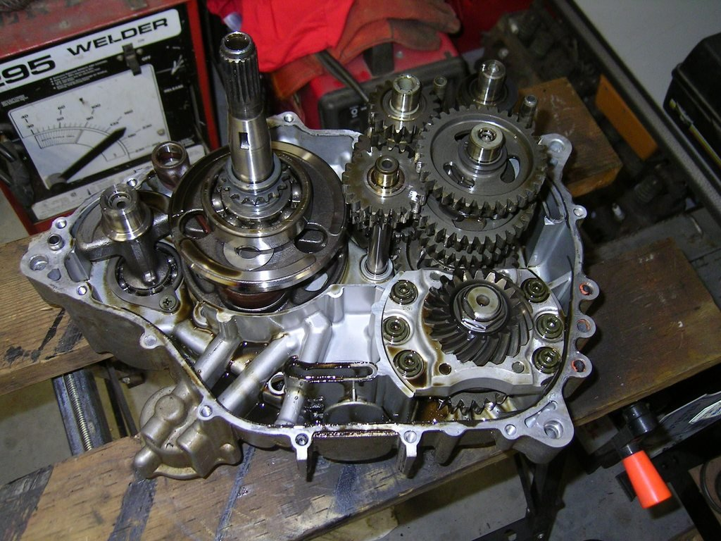 2004 Yamaha Grizzly 660 Torque Specs