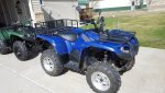 normlutter@gmail.com's 2007 Yamaha Grizzly 700 EPS