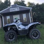 Yamaha Grizzly 700 LE