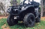 HaloGuy40's 2013 Yamaha Grizzly 700 EPS Special Edition