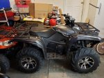 Mtnmax6's 2016 Yamaha Grizzly 700 SE