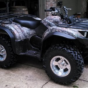 camo 2014 grizzly 450 2