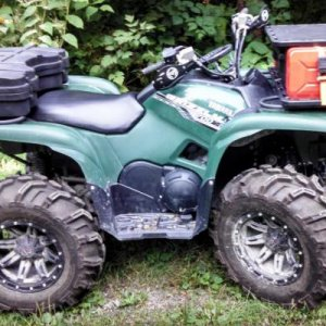2014 Yamaha Grizzly 9 21 2014 001