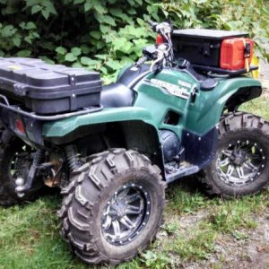 2014 Yamaha Grizzly 9 21 2014 005