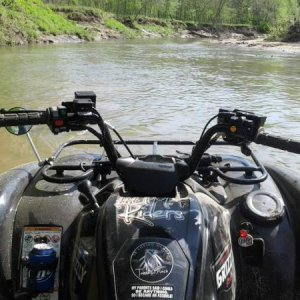 East fork river riding