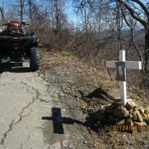 Mandy's Cross Windrock Atv Park Oliver Springs Tenn